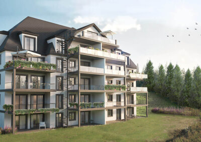 Astenblick-Apartments-Altastenblick-Winterberg-backside-summer-look